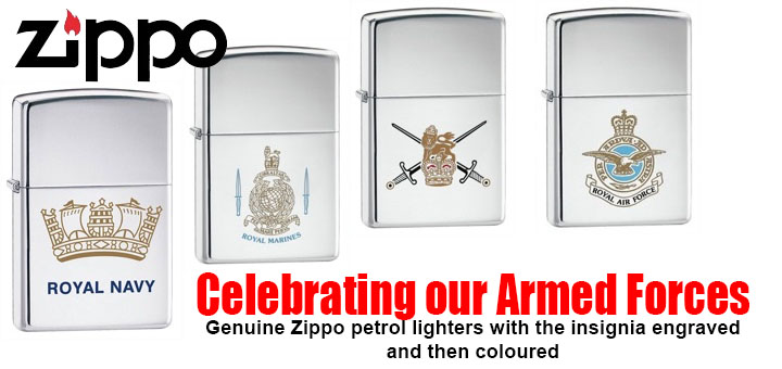 NEW ZIPPO LIGHTERS HAVE ARRIVED